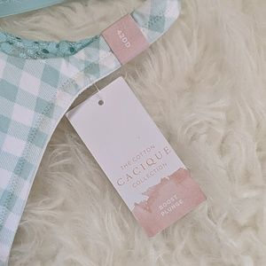 Cacique Intimates & Sleepwear - NWT Cacique Boost Plunge The Cotton Collection